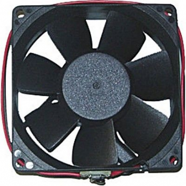 FRIDGE FLOW FAN WITH HEAT SENSOR